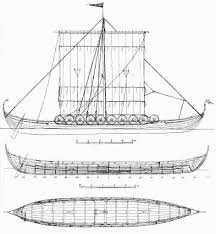 free viking ship model how to and diy building plans online