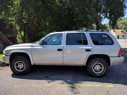 1999 dodge durango rt silver dodge durango in utah for sale used cars on buysellsearch
