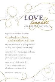 invitation wording wedding invitations wedding invitation wordings for friends from