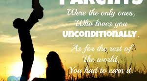 family quotes parents you unconditionally by brashares