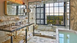 nyc bathroom design s splashiest hotel bathrooms cnn travel