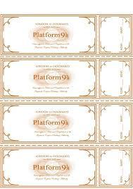 doc 500231 free ticket template printable u2013 free printable event
