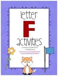 86 best letter f crafts images on pinterest childhood