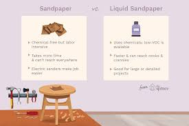 painting kitchen cabinets using deglosser when to use sandpaper or deglosser