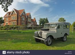 land rover series 1 hardtop very original historic 1950s land rover series 1 88in station