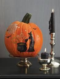 Martha Stewart Halloween Pumpkin Templates - pumpkin decor ideas inspired by our favorite icons martha