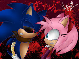 Sonic Exe Know Your Meme - image result for sonic exe and amy sonamy sonic amy rose