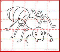 free printable drawing activity ant drawing activities