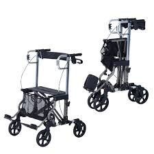 Transport Walker Chair Homcom 24 5