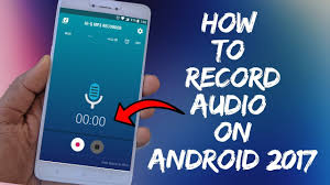 best android voice recorder best voice recorder apps for android 2017
