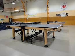cornilleau ping pong table cornilleau 850 wood indoor