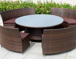 All Weather Patio Furniture Furniture All Weather Outdoor Rattan Garden Sofa Set Awesome