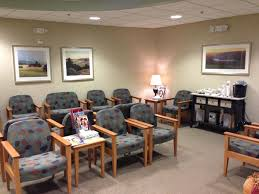 Medical Office Reception Furniture Leaf Patterned Medical Waiting Room Chairs