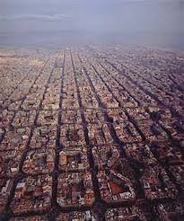 barcelona city view landscape architecture study tour with professor jack ahern