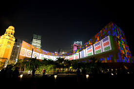 opening night of hk pulse 3d light show youtube