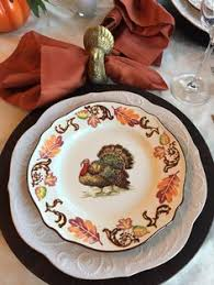 pin by brandi guerra on fall turkey day table