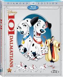 review u0027101 dalmations u0027 diamond edition blu ray animation