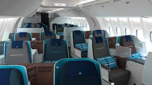 Klm Economy Comfort Klm Introduce Brand New 777 Economy Interiors Thedesignair