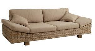 canapé rotin pas cher canapé convertible rotin maison et mobilier d intérieur
