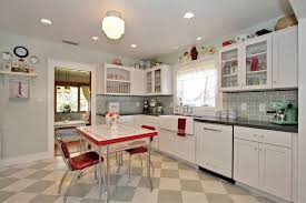 vintage decorating ideas for kitchens voluptuous vintage kitchen home decoration feat astonishing white