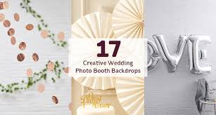 photo booth backdrops 17 creative wedding photo booth backdrops hobbycraft