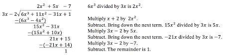 3 5 dividing polynomials mathematics libretexts