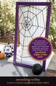 Spider Web Halloween Decoration 608 Best Halloween Crafts Images On Pinterest Halloween Ideas