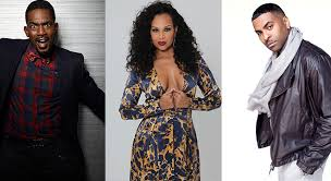 lisa raye and husband fight newhairstylesformen2014com cast of married but single too talks getting in those jeans