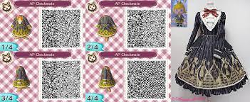 acnl hair qr codes animal crossing new leaf qr code checkmate by mysterymoonbeam