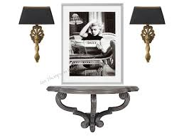 wall mounted console table console me ian thompson interiors