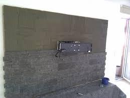 Wohnzimmer Einrichten 3d Haus Renovierung Mit Modernem Innenarchitektur Tolles Steinwand