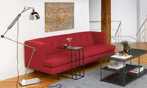 Cb2 Avec Sofa Review Roundup Short Armed Sofas Apartment Therapy