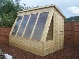 Summer Garden Sheds - potting sheds summer garden buildings in the scottish borders