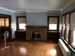 white crown molding with dark wood trim google search new