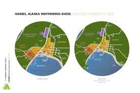 Haines Alaska Map by Haines Alaska Mindy Lehrman Cameron