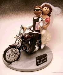 harley cake topper harley wedding cake topper