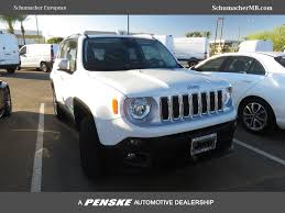 jeep mercedes 2016 used jeep renegade 4wd 4dr limited at mercedes benz of