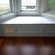stunning bay window seat curtain ideas 1199x811 designpavoni sleek