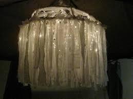 drop down christmas lights 2 hula hoops drop down light and christmas lights fabric strips