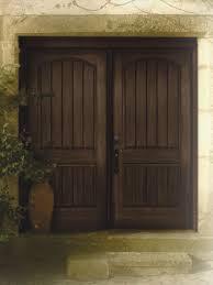 Exterior Doors Wooden Wooden Front Doors With Glass Side Panels And Wooden Front Doors