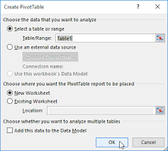 pivot table excel 2016 excel 2016 intro to pivottables full page