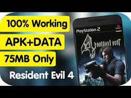 resident evil 4 apk how to resident evil 4 for android apk data 100 working