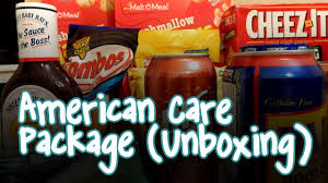 food care packages an american expat in uk my care package