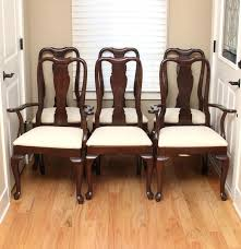 ethan allen dining set used chair fabrics chairs for sale room