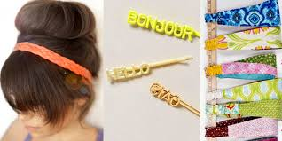 hair holders the 38 most creative diy hair accessories we could find diy