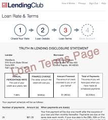 lending club review for borrowers is it legit