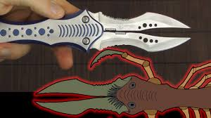 Kitchen Devils Knives The Weirdest Knives Ep05 The Ugliest Knife I U0027ve Seen So Far