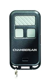 chamberlain remote light control amazon com chamberlain 956ev 3 button garage keychain remote