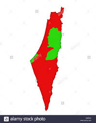 Isreal Map Israel Map Stock Photos U0026 Israel Map Stock Images Alamy