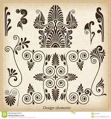 ornament royalty free stock photography image 34549707